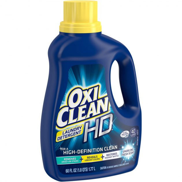 Walgreens: OxiClean Liquid Laundry Detergent (40 oz) only $1.99!