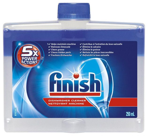 Target: Finish Dishwasher Cleaner only $0.44!