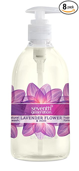 Amazon.com: Seventh Generation Hand Wash (8 pack) as low as $14.84 shipped!