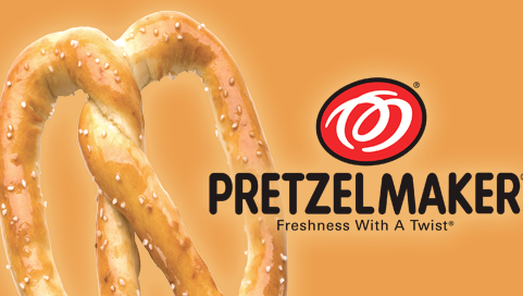Pretzelmaker: $1 Pretzels Every Tuesday in January