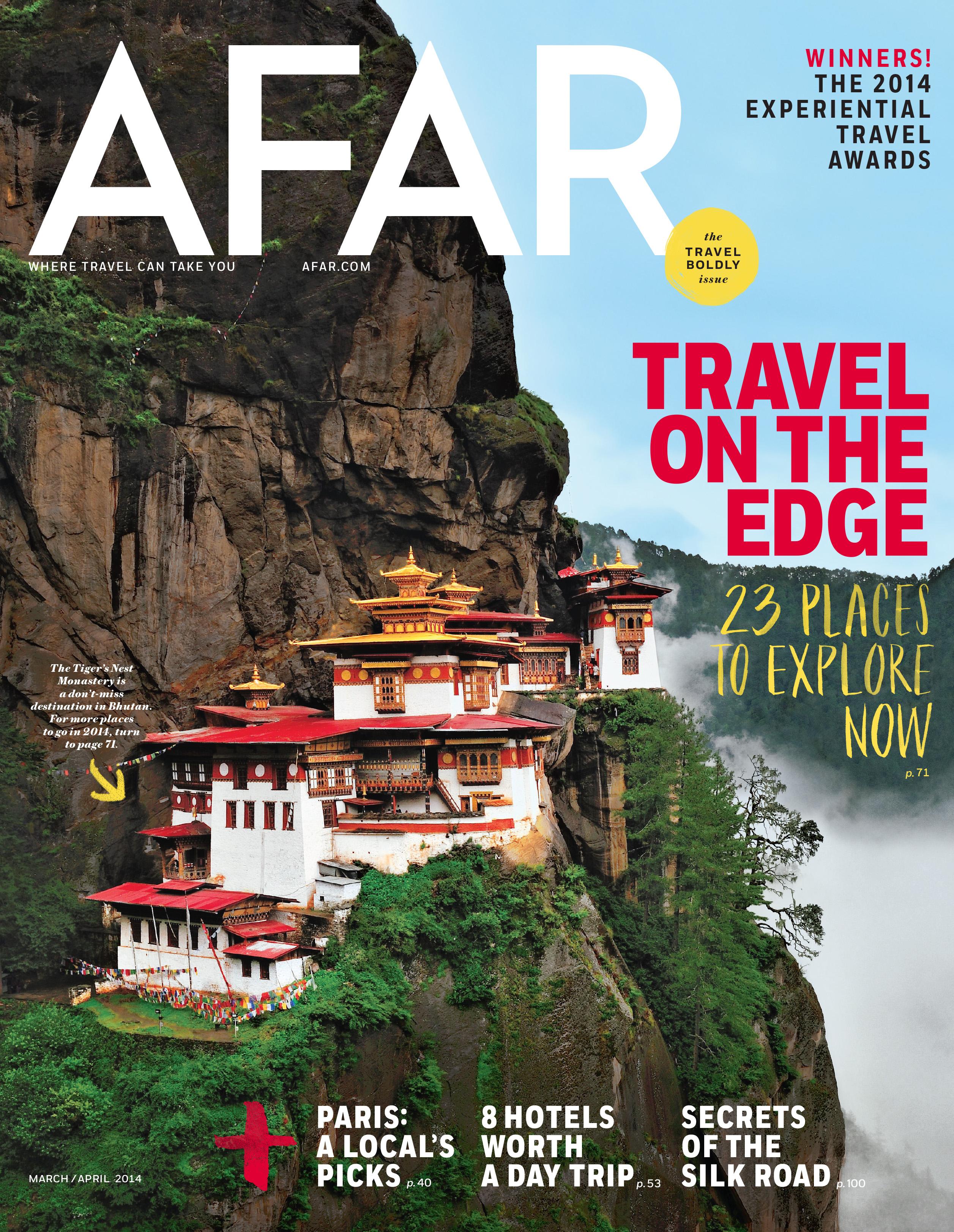 Free AFAR magazine subscription - Money Saving Mom® : Money Saving Mom®