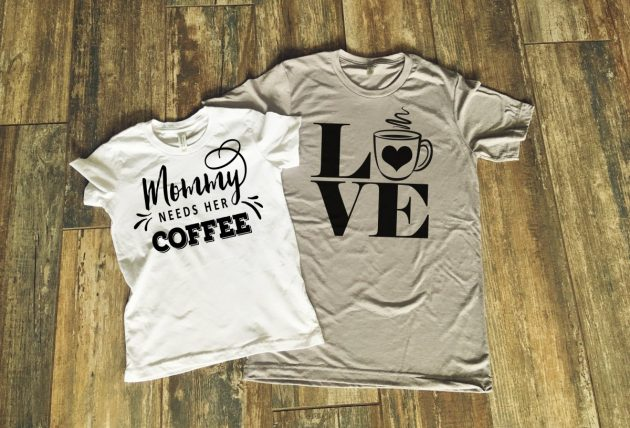 Get a May Your Coffee Be Stronger Tee for just $13.99!