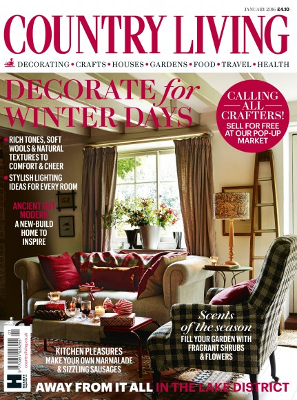 free country living magazine subscription - Houses Magazine Subscription