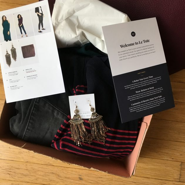 0028fc7275ab It s a clothing rental service that sends you boxes of clothes accessories  based on your size and according to your styles. You keep the clothes for  as long ...