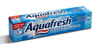 Target: Aquafresh Toothpaste only $0.25!