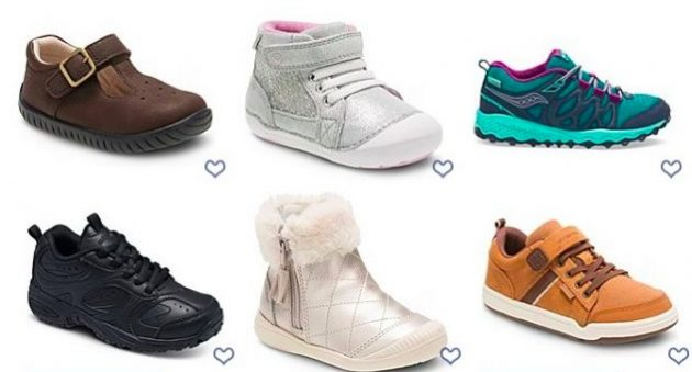 Stride Rite: 60% off select shoes = Get shoes as low as $10!