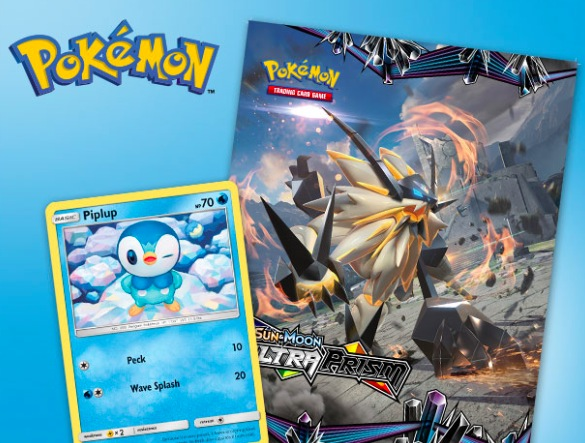 Toys R Us: Free Pokemon Trade & Collect Event on February 3, 2018