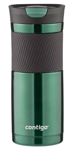 Amazon.com: Contigo SnapSeal Byron Vacuum Insulated Stainless Steel Travel Mug only $6.37!