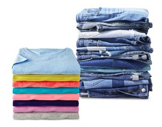 Target Cartwheel: Extra 20% off Clearance Apparel & Accessories