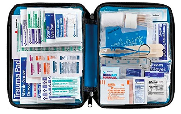 Amazon.com: First Aid Only All-Purpose First Aid Essentials Kit with Soft Case only $12.06!