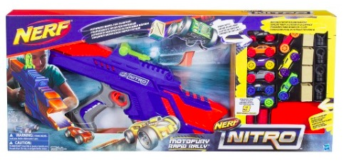 Target.com: Up to 60% off Nerf Blasters!