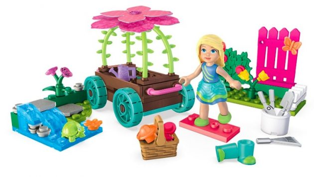 Amazon.com: Mega Construx Welliewishers Playset only $8.78!