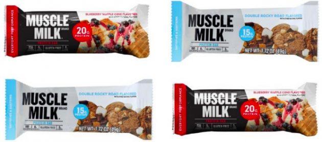 Rite Aid: Free Muscle Milk Bars!
