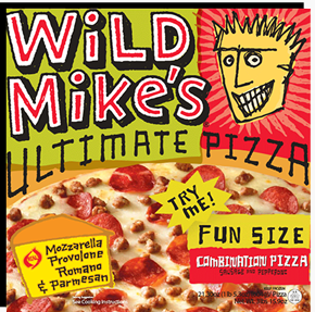 Walmart: Wild Mike's Ultimate Pizza Fun Size only $1.39!