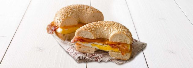 Einstein Bros. Bagels: Free Egg Sandwich with Any Purchase!