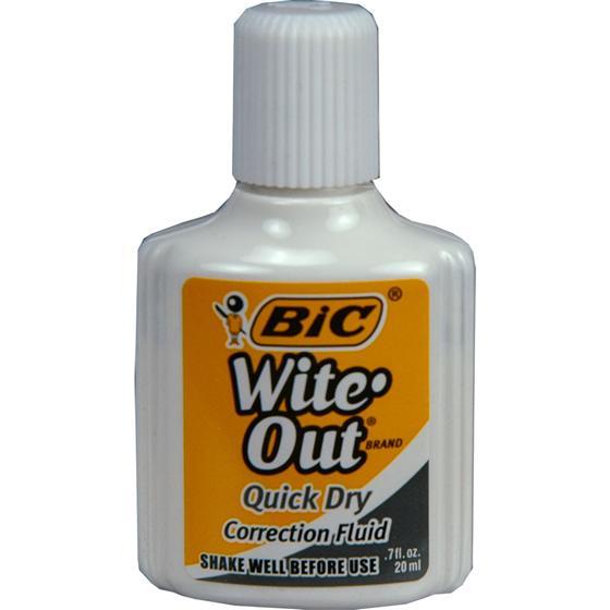 Walmart: Free Bic White-Out!