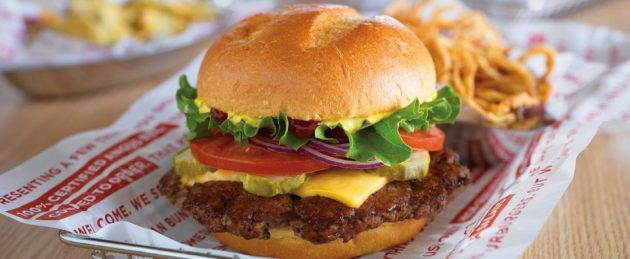 Smashburger: Buy One Get One Free Entree