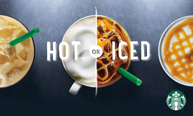 Groupon: Get a $10 Starbucks Gift Card for only $5 (select users)