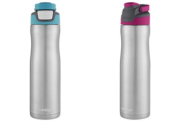 Amazon.com: Contigo Stainless Steel Water Bottles only $11.99!
