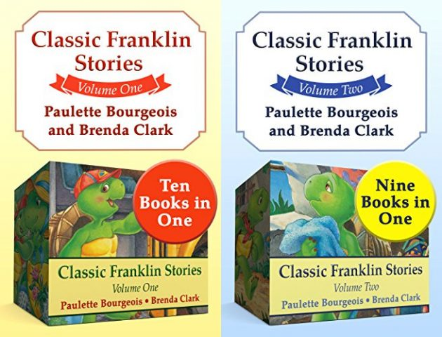 Amazon.com: 89% off Classic Franklin Stories Volume One & Two!