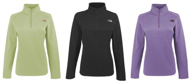 Get a North Face Women's Tech Glacier Pullover for only $38 shipped!
