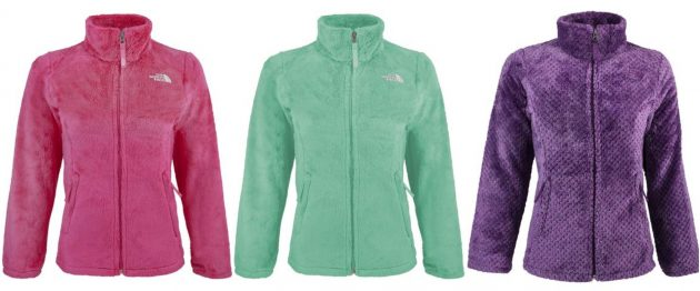 Get a North Face Girls' Osolita Jacket for only $50 shipped (regularly $90)!