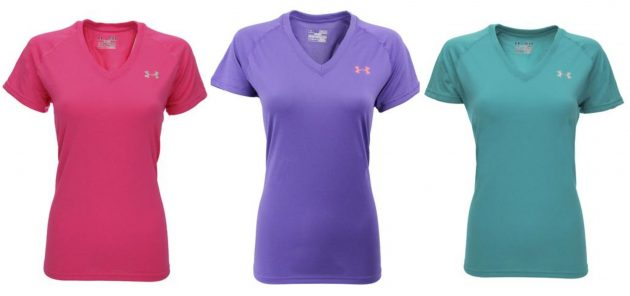 Get Women's Under Armour Tees for just $14.99 shipped!