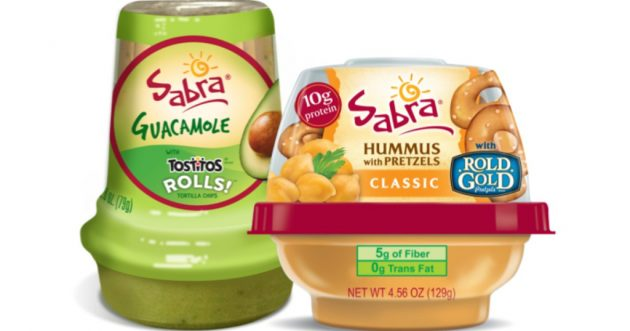 Target: Sabra Guacamole Snackers only $0.40!