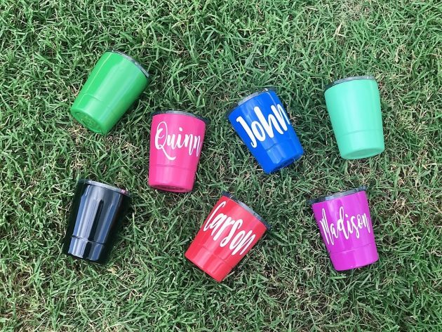 Get Kids Insulated Personalized Tumblers for only $9.99!