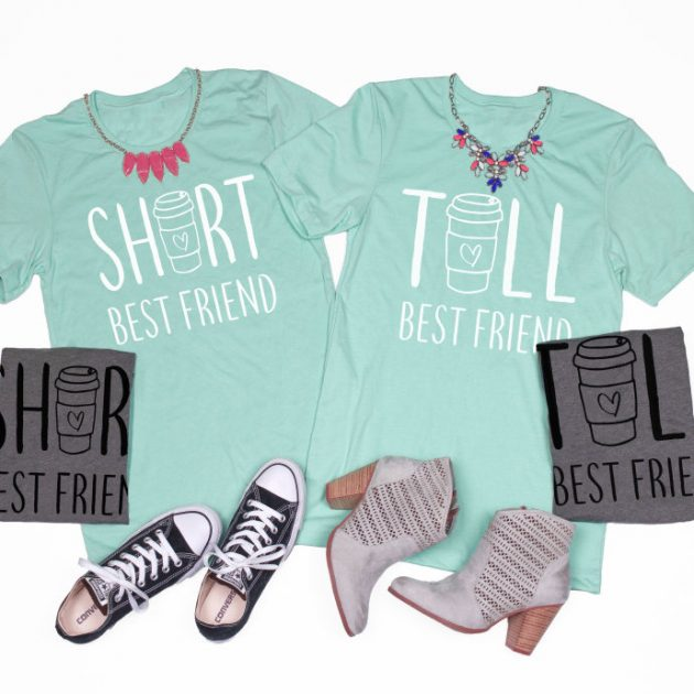 Get Best Friend Tee Set for just $23.99!