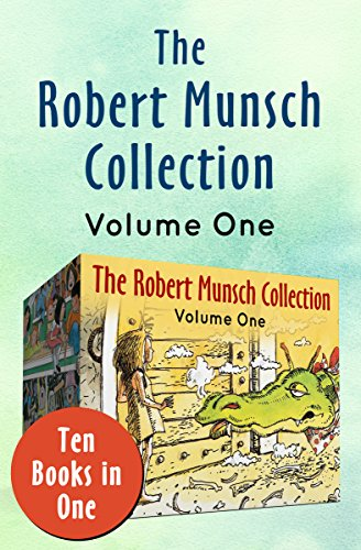 Amazon.com: The Robert Munsch Collection Volume One: Ten Books in One Kindle Edition just $3.99!