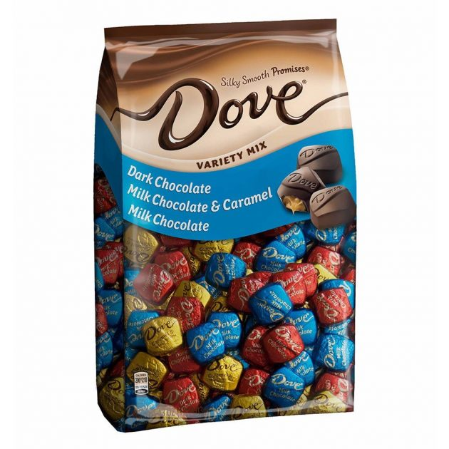 Amazon.com: Dove Promises Variety Mix Chocolate Candy (153 pieces) only $13.59!