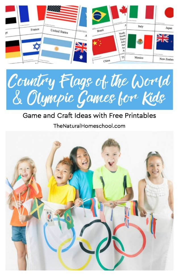picture relating to Printable Country Flags named Cost-free Printable Place Flags of the Worldwide and Olympic Online games