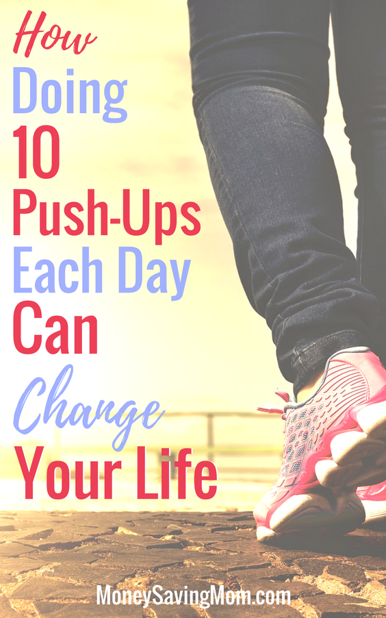 Committing to a small goal each day can truly change your life little by little. Read this post for inspiration!