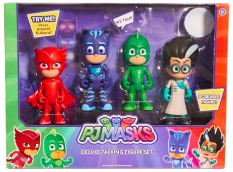 Target: Up to 50% off PJ Masks Action Figure Sets!