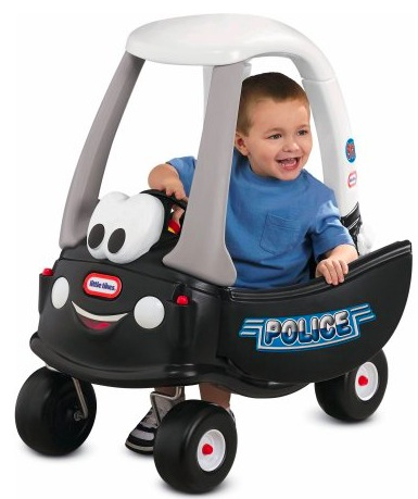 Walmart.com: Little Tikes Cozy Coupe Patrol Ride-On only $39.99 shipped!