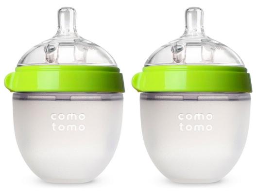 Amazon.com: Two Pack Comotomo 5oz Baby Bottles just $16.80!