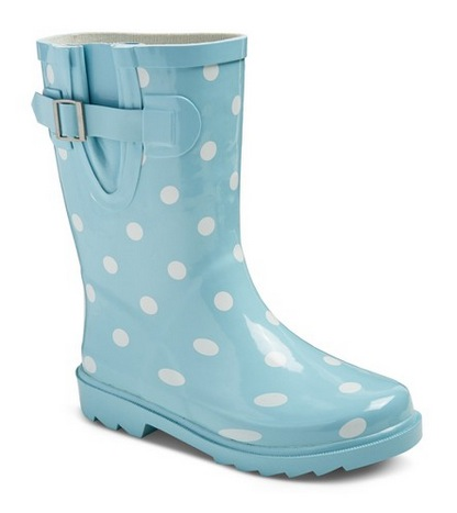 Target.com: Up to 70% off Toddler & Girls Rain Boots!