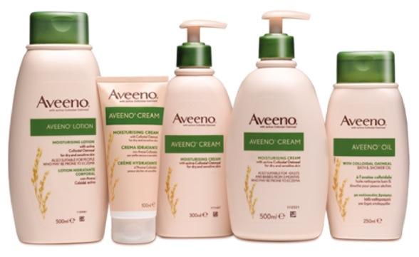 Target Cartwheel: 40% off Aveeno Body, Face, Sun & Hair Products