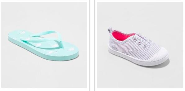 Target: Buy One, Get One 50% off Sandals, Flip-Flops, & Canvas Shoes