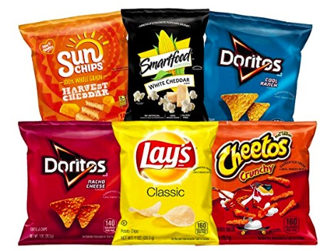 Amazon.com: Frito-Lay Classic Mix Variety Pack (35 count) only $10.79 shipped!