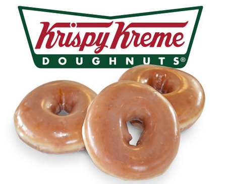 Krispy Kreme: Free 3-Pack Doughnuts with every $10 Gift Card Purchase!
