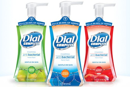 Target: Dial Complete Foaming Hand Soaps only $0.42!