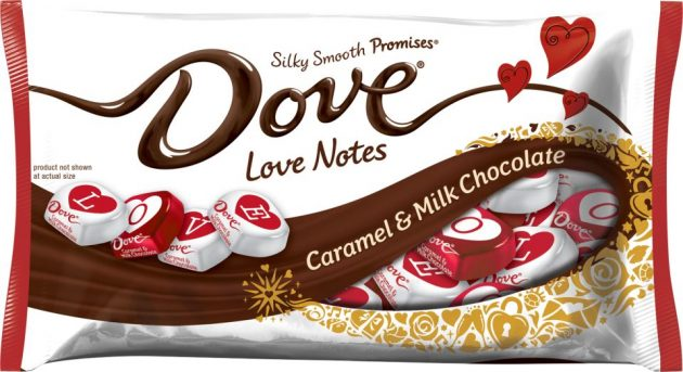 Target: Dove Valentine Chocolate Promises only $2.13!