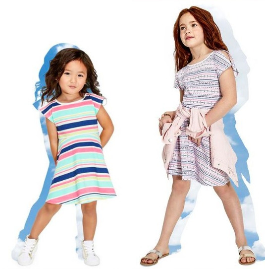 Crazy 8: Get girl's dresses for only $6.40 shipped!