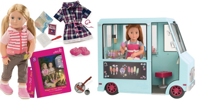 Target: Buy One, Get One 50% Off Our Generation Dolls, Accessories & Toys!