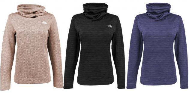 Get a North Face Women's Novelty Glacier Pullover for just $41 shipped!