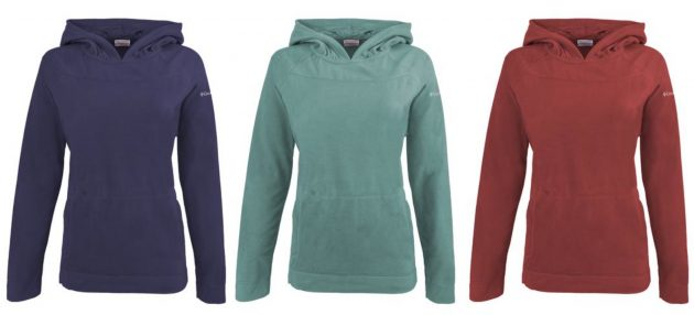Get a Women's Columbia Glacial Fleece Hoodie for just $18 shipped!