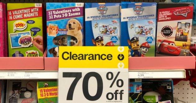 Target: Possible 70% off Valentine's Day clearance items! - Money