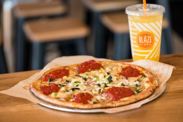 Blaze Pizza: Get Any Pizza for just $3.14 {today only}!